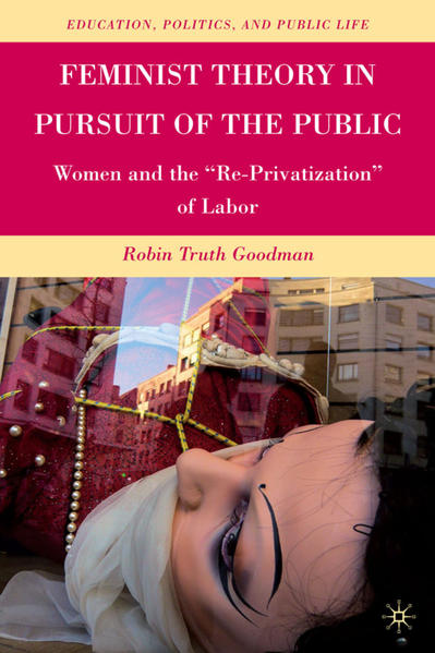 Feminist Theory in Pursuit of the Public - Coverbild