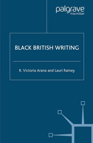 Black British Writing - Coverbild