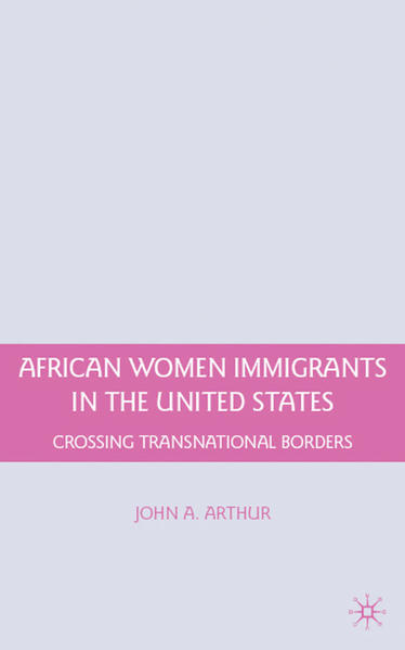 African Women Immigrants in the United States - Coverbild