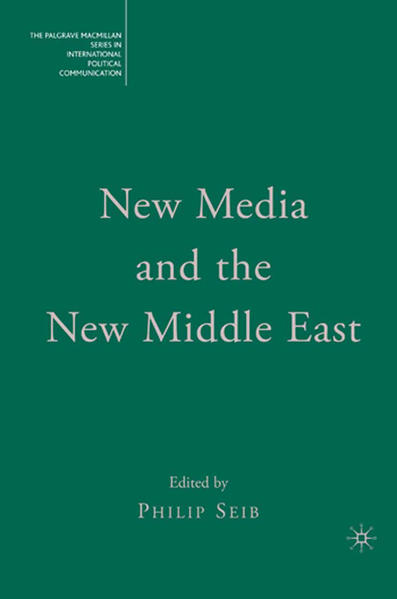 New Media and the New Middle East - Coverbild