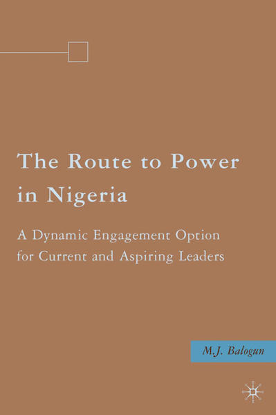 The Route to Power in Nigeria - Coverbild