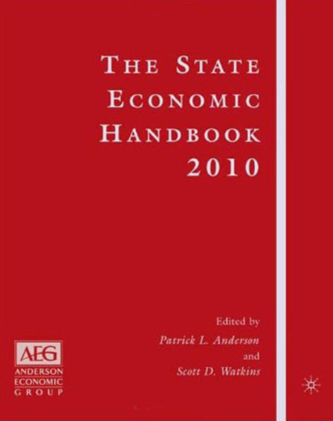 The State Economic Handbook 2010 - Coverbild