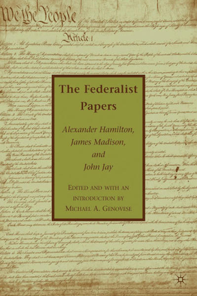 The Federalist Papers - Coverbild