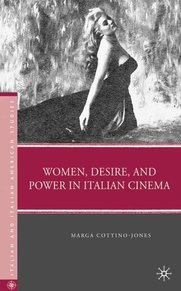 Women, Desire, and Power in Italian Cinema - Coverbild