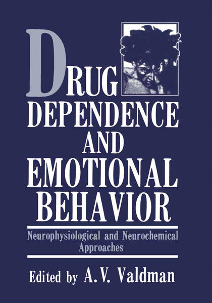 Drug Dependence and Emotional Behavior - Coverbild