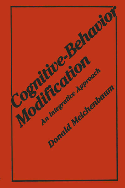 Cognitive-Behavior Modification - Coverbild