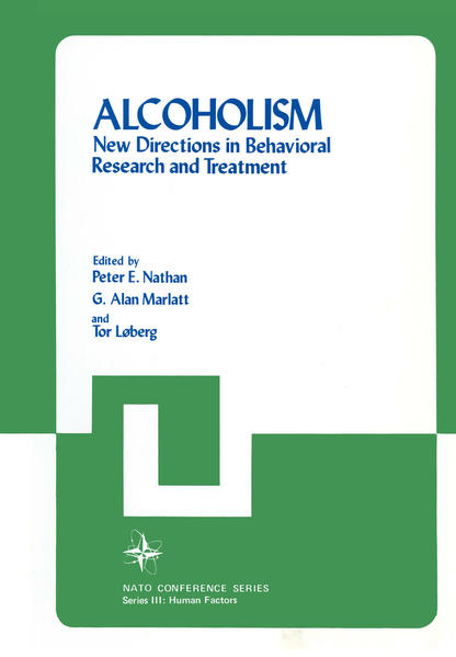 Alcoholism - Coverbild
