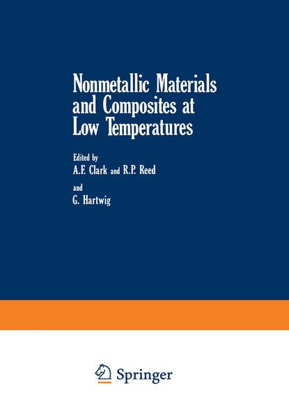 Nonmetallic Materials and Composites at Low Temperatures - Coverbild