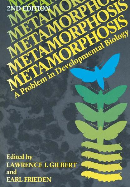 Metamorphosis - Coverbild