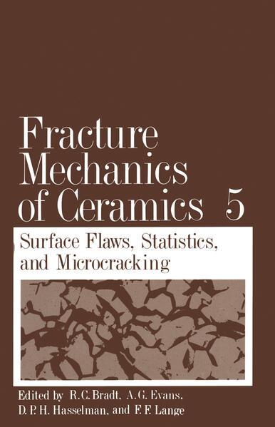 Fracture Mechanics of Ceramics - Coverbild