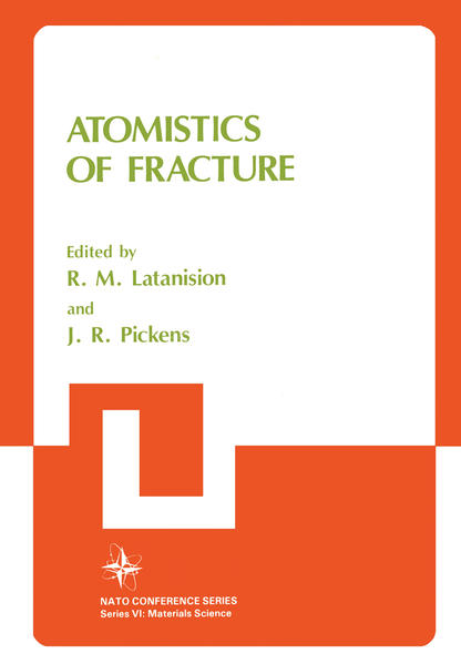 Atomistics of Fracture - Coverbild