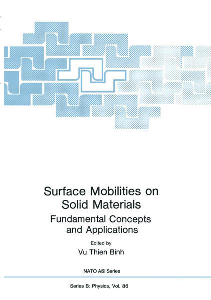 Surface Mobilities on Solid Materials - Coverbild