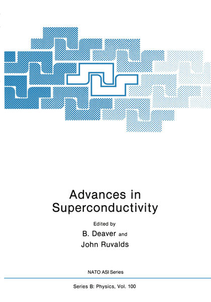 Advances in Superconductivity - Coverbild
