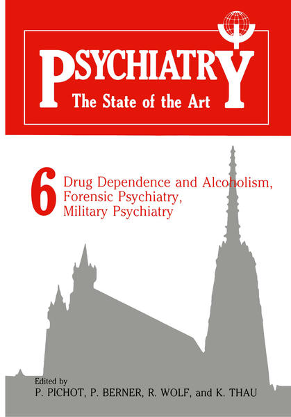 Psychiatry the State of the Art - Coverbild