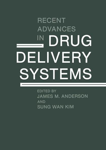 Recent Advances in Drug Delivery Systems - Coverbild