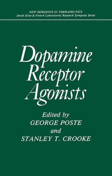 Dopamine Receptor Agonists - Coverbild