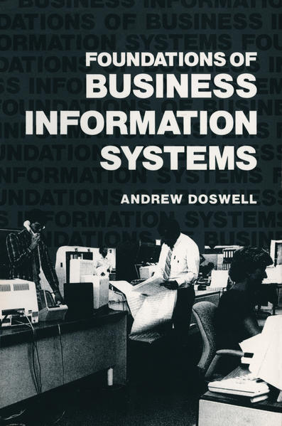 Foundations of Business Information Systems - Coverbild