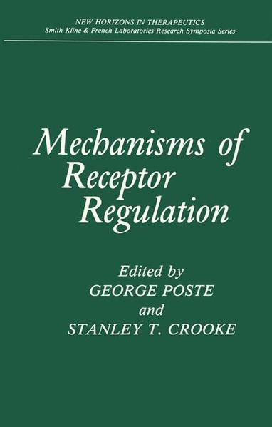 Mechanisms of Receptor Regulation - Coverbild
