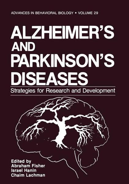 Alzheimer's and Parkinson's Diseases - Coverbild