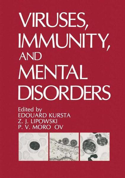 Viruses, Immunity, and Mental Disorders - Coverbild