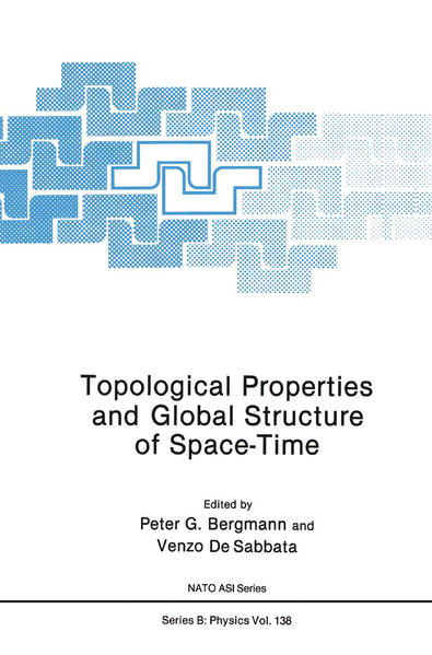 Topological Properties and Global Structure of Space-Time - Coverbild