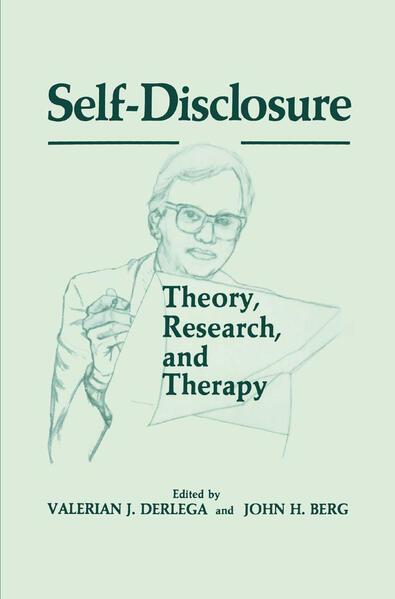 Self-Disclosure - Coverbild