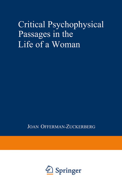 Critical Psychophysical Passages in the Life of a Woman - Coverbild