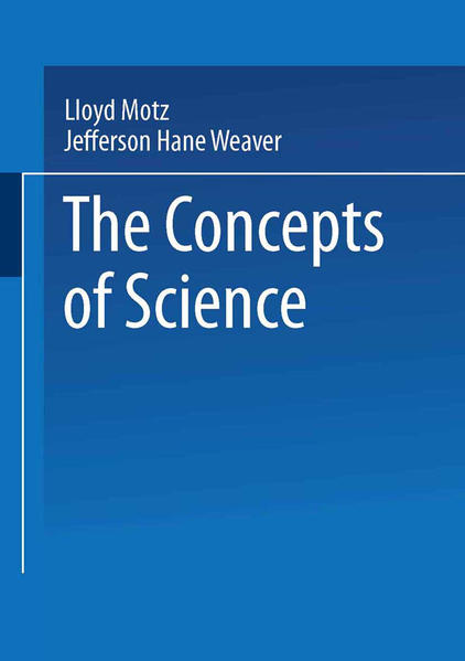 The Concepts of Science - Coverbild