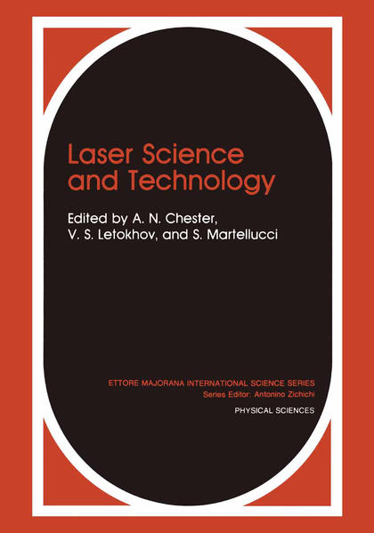 Laser Science and Technology - Coverbild