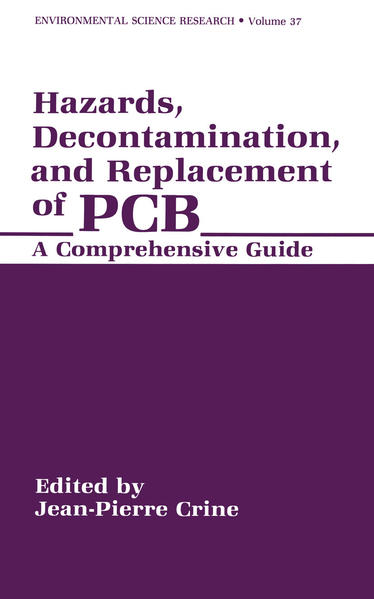 Hazards, Decontamination, and Replacement of PCB - Coverbild