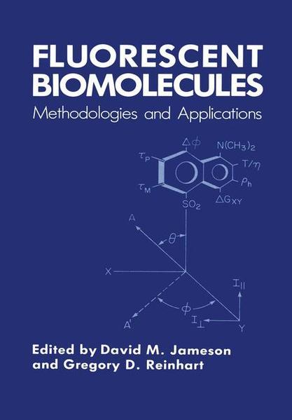 Fluorescent Biomolecules - Coverbild