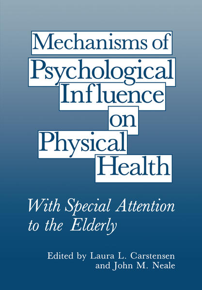 Mechanisms of Psychological Influence on Physical Health - Coverbild