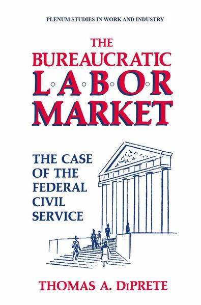 The Bureaucratic Labor Market - Coverbild