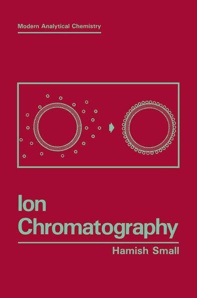 Ion Chromatography - Coverbild