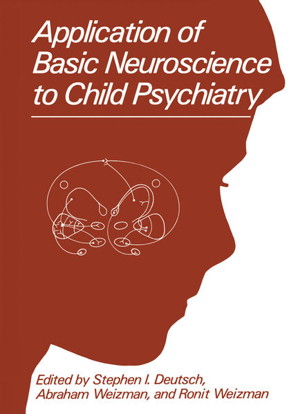 Application of Basic Neuroscience to Child Psychiatry - Coverbild