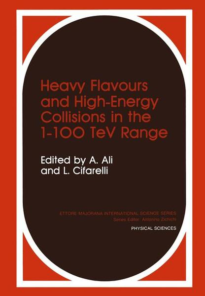 Heavy Flavours and High-Energy Collisions in the 1–100 TeV Range - Coverbild