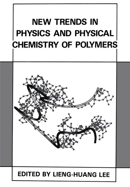 New Trends in Physics and Physical Chemistry of Polymers - Coverbild
