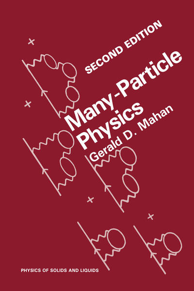 Many-Particle Physics - Coverbild
