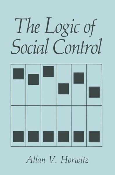 The Logic of Social Control - Coverbild