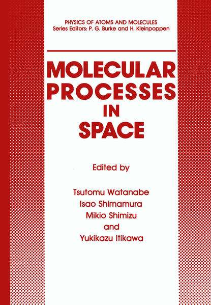 Molecular Processes in Space - Coverbild