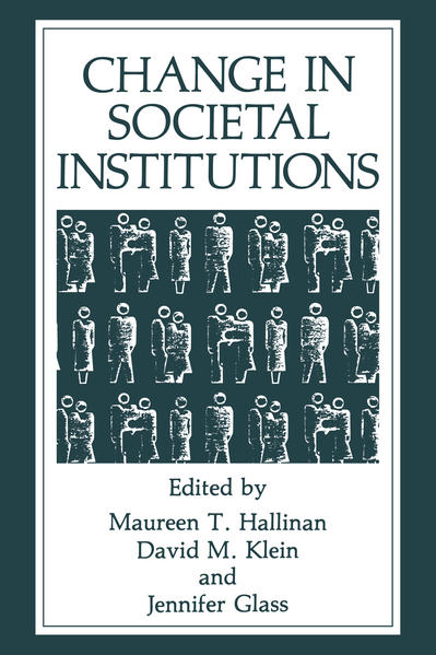 Change in Societal Institutions - Coverbild