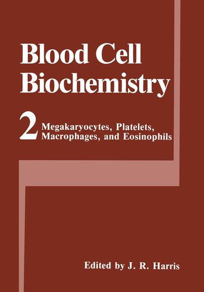 Megakaryocytes, Platelets, Macrophages, and Eosinophils - Coverbild