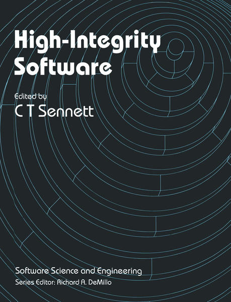 High-Integrity Software - Coverbild