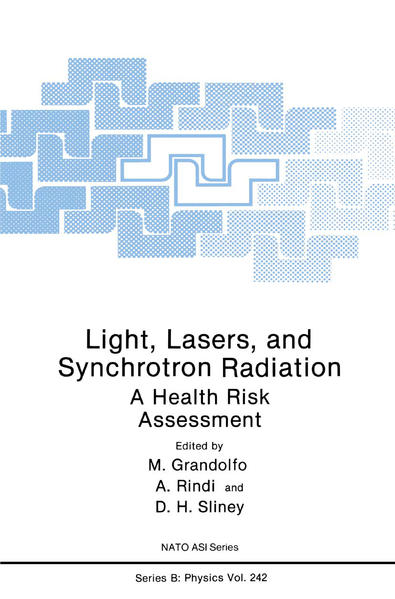 Light, Lasers, and Synchrotron Radiation - Coverbild