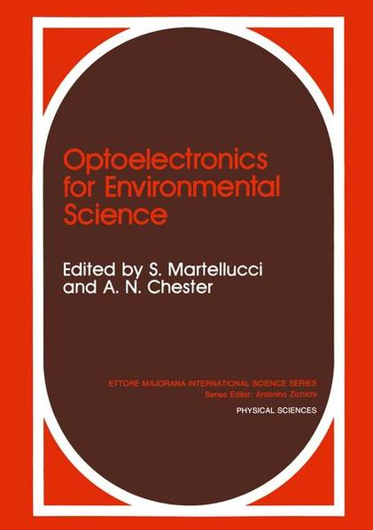 Optoelectronics for Environmental Science - Coverbild
