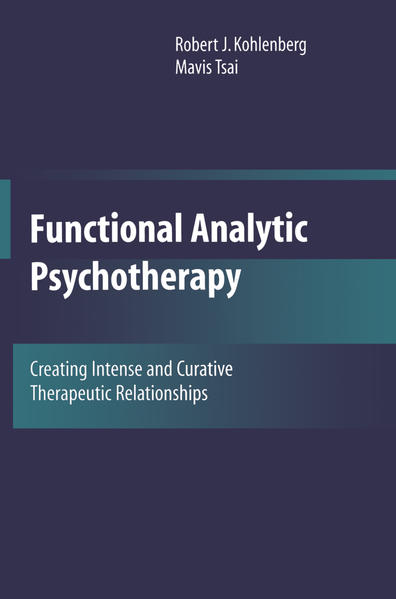 Functional Analytic Psychotherapy - Coverbild
