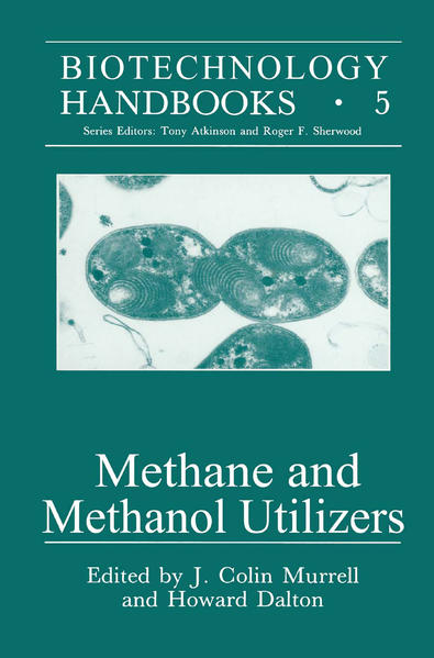 Methane and Methanol Utilizers - Coverbild