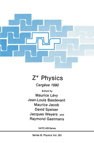 Z° Physics - Coverbild