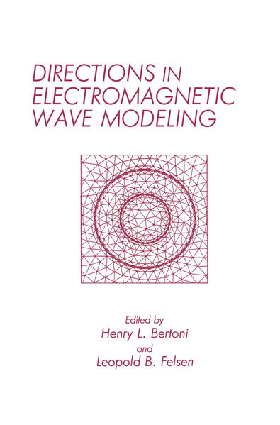 Directions in Electromagnetic Wave Modeling - Coverbild