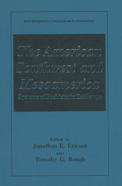 The American Southwest and Mesoamerica - Coverbild